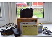 Nikon D200 body only