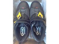 New, Boxed. NORTHWAVE mission plus Mountain Bike MTB Cycling Shoes size 36 (6 ½ ) Black