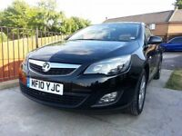 2010 Vauxhall Astra SRI 1.4 £3490, FSH, NEW MOT
