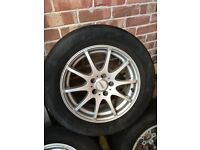 Peugeot Expert Van Alloy Wheels