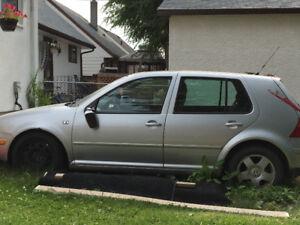 2001 Volkswagen GTI Hatchback