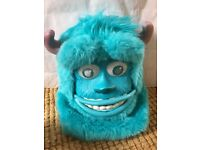 """'Sulley"""" Monsters University Dress Up Mask"""