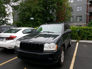Grand Cherokee 2005 v6 3.7 finition laredo