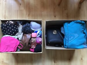 GIRL CLOTHES, SHOES, ACCESSORIES