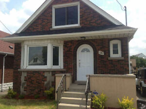 RENOVATED BSMT APT W/ PRKNG DT HAMILTON -AVAIL SEP 1ST