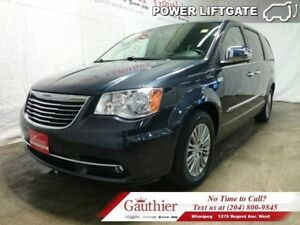 2014 Chrysler Town  Country Touring-L  - Leather Seats -  Remote