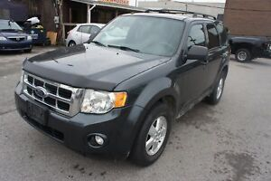 2009 Ford Escape XLT   POWER GROUP   ROOF RACK  