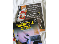 GUITAR TUITION BOOKS with CDS