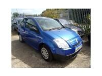 Citroen C2 1.1i LX***31,000 MILES***1 OWNER FROM NEW***FULL SERVICE HISTORY***