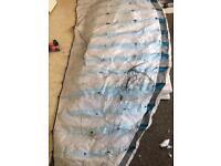 5m flexifoil power kite
