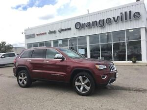 2016 Jeep Grand Cherokee LIMITED, V6, LUXURY GROUP, HID