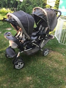 Graco Duo Glide Double Stroller