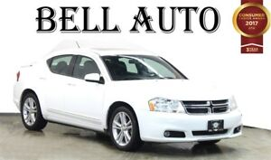 2013 Dodge Avenger VOICE COMMAND -HEATED SEATS -SUNROOF