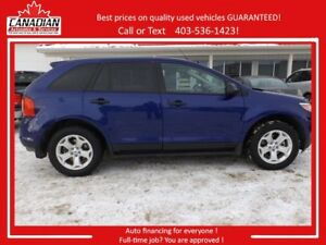 2014 Ford Edge SE NO ACCIENTS $10900 REDUCED$1000 STAMPEDE SALE!