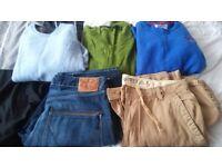 Mens clothes bundle all designer
