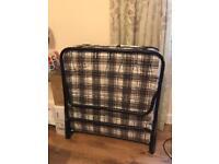 Single fold up bed £20