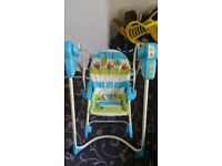 Baby rocker fisher price 3 in 1 rocker swing