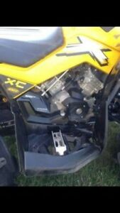 2015 can am renegade 1000xxc