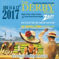Talk Derby To Me Fundraising Event