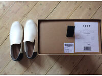 New FEIT hand made leather shoes