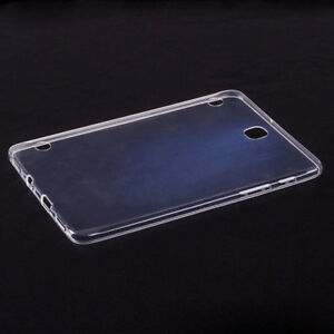Case silicone transparent pour Samsung Galaxy Tab S2 8""