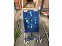 Pushchair good condition