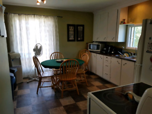 Upstairs of pet friendly house for rent  in Antigonish