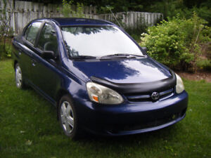 2003 Toyota Echo Berline