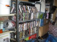 600 DVD's approx for sale £275