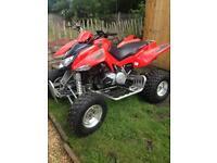 Apache rlx 320 spares or repairs £600