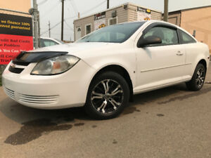 2008 CHEVROLET COBALT COUPE LS WITH ONLY 137000 KMS REMOTE START