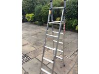 NEW UNUSED TWO WAY LADDER FOR SALE