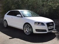 AUDI A3 1.6TDI 2010 3 DOOR IBIS WHITE £32 PER WEEK FINANCE AVAILABLE TO SUIT YOU!!!!