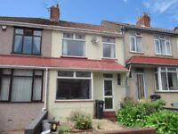 4 bed house Horfield BS7. Completely refurbished. (No agency fees).