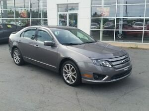 2012 Ford Fusion SEL AWD Leather Roof