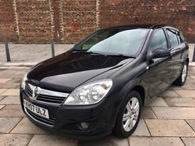 2007 / VAUXHALL ASTRA / AUTOMATIC / ALLOYS / ELECTRIC WINDOWS / CD / MAY MOT .