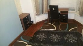 Very large Furnished Double Room