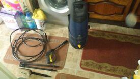 Mcallister Pressure Washer 1400w