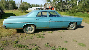 *PRICE REDUCED* 1967 Ford Galaxy 500