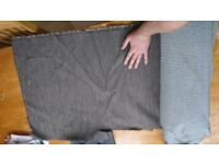 Bulk fabric for upholstery/furniture, arts and crafts