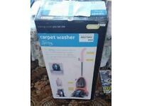 Vax carpet washer new in box