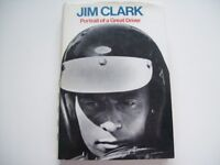 JIM CLARK Portrait of a Great Driver. 1968. In very good order. Numerous Photographs