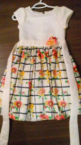 Pretty dress, size 8