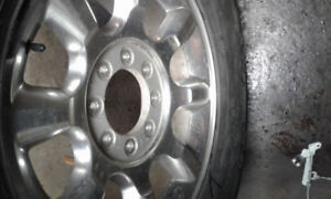 FORD OWNERS - 20 INCH RIMS AND TIRES - DONT MISS THIS DEAL!!!