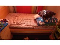 Malm Ikea single Bed frame