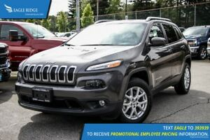 2016 Jeep Cherokee North Satellite Radio and Air Conditioning