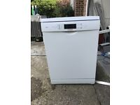 Bosch SMS53E22GB Dishwasher, A+ Energy Rating. White - Retailed for £419