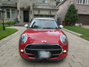 2016 MINI Cooper Coupe (2 door) lease transfer