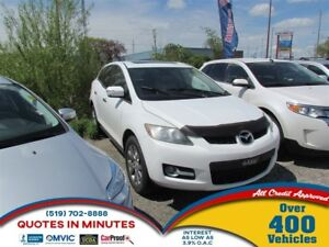 2009 Mazda CX-7 GT   SUNROOF   LEATHER   AS-IS SPECIAL