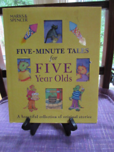 Five Minute Tales for Five Year Olds - Perfect for bedtime.